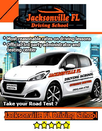 Driving Schools in Jacksonville Florida